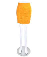 6pc Prepack Women's Stretch Skirt L0423-5361OR