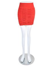 6pc Prepack Women's Stretch Skirt  L0423-5361RD