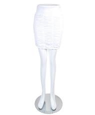 6pc Prepack Women's Stretch Skirt L0423-5361WH