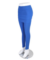 6pc Pack Women's Leggings with Skirt L0423-5362