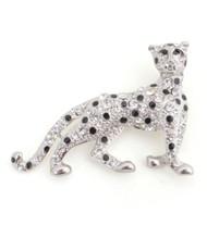 Brooch - Leopard IMBCBR0118