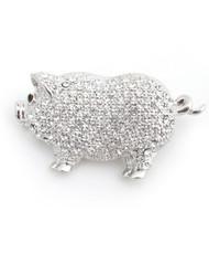 Brooch - Pig IMBCBR0150