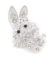 Brooch - Comic Bunny IMBCBR0210