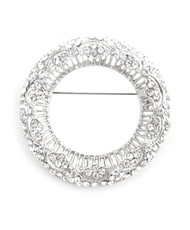 Brooch - Halo Holiday IMBCBR0857