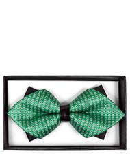 6pc Prepack Diamond Tip Banded Bow Tie DBB3030-23