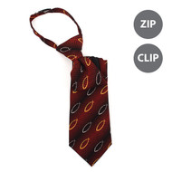 Boy's Jesus Fish Novelty Tie BN1702-T