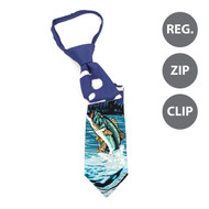 Boy's Fishing Novelty Tie BN2608-T