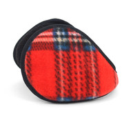 12pc Prepack Ear Warmers Red (EM1110RD)