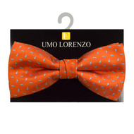 Men's Banded Bow Tie