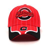 Chicago Windy City Red Baseball Cap EBC10291