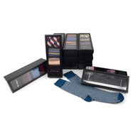 12pc Assorted Mens Fancy Multi Colored Socks Gift Box Sets (4 pairs in a Box) - SFGB12ASST