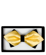6pc Prepack Diamond Tip Banded Bow Tie DBB3030-44