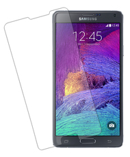 Tempered Glass Screen Protector for Samsung Galaxy Note 4 PG-N4