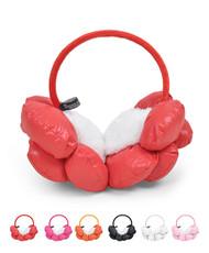 6 Pack Flower Ear Warmers EM1020