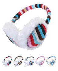 6pc Pack Ear Warmers EM1080