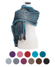 Viscose Ladies Scarf LSJY17