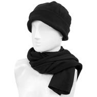 12pc Men's Fleece Scarf & Hat Set WNTSET6571