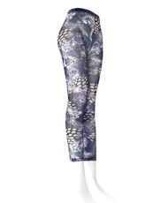6 Pcs Ladies Ultrathin Footless Printed Leggings - L800709