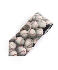 """Baseball"" Novelty Tie NV2307"