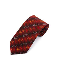 """Jesus Fish"" Novelty Tie NV4436-RD"