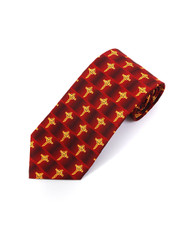 """Cross"" Novelty Tie NV4437-RD"