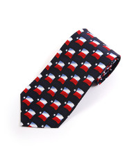 """""""Flags"""" Novelty Tie NV4456"""