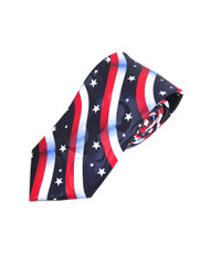 """Flag"" Novelty Tie NV4457"