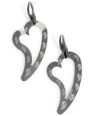 Dangle Earrings Stainless Steel - IMJS0568