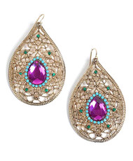 Dangle Earrings Filigree - IMJJ2865