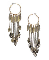 Chandelier Earrings Shell - IMJJ2882