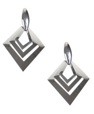 Dangle Earrings Stainless Steel - IMJS0565