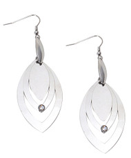 Dangle Earrings Stainless Steel - IMJS0557
