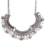 Cluster Necklace Ethnic - IMJJ5914