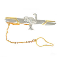 Ostrich Novelty Tie Bars TB1321