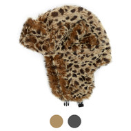 Aviator Winter Hat with earflaps HT0304