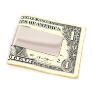 Sleek Design Zinc-Alloy Money Clip MC-6