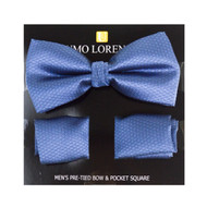Men's Bow Tie & Hanky Set BTH4047