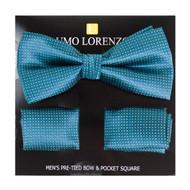 Men's Bow Tie & Hanky Set BTH4048