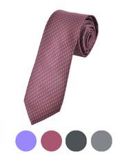 "Microfiber Poly Woven Tie SLIM 2.75"" MPWS5317"