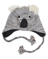 Wool Animal Hats Koala - AHW800