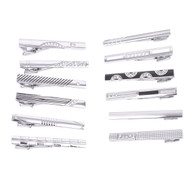 12pc Assorted Tie Bars Set TB1301-E