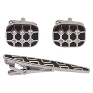 Cufflink and Tie Bar Set CTB2501