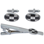Cufflink and Tie Bar Set CTB2517