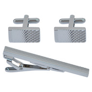 Cufflink and Tie Bar Set CTB2518