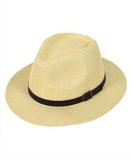 6pc Brim Fedora Hats - H9220