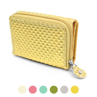 Solid Multi Color Wallet PUR1118