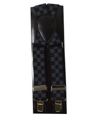 Fancy Clip Suspenders FCS4714