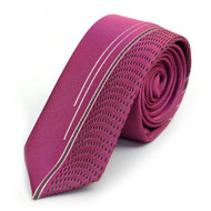 "Microfiber Poly Woven 2.25"" Slim Panel Tie - MPPW1610"