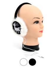 6pc Assorted Pack Headphone Ear Warmers EM1211
