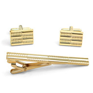 Cufflink and Tie Bar Set CTB2545
